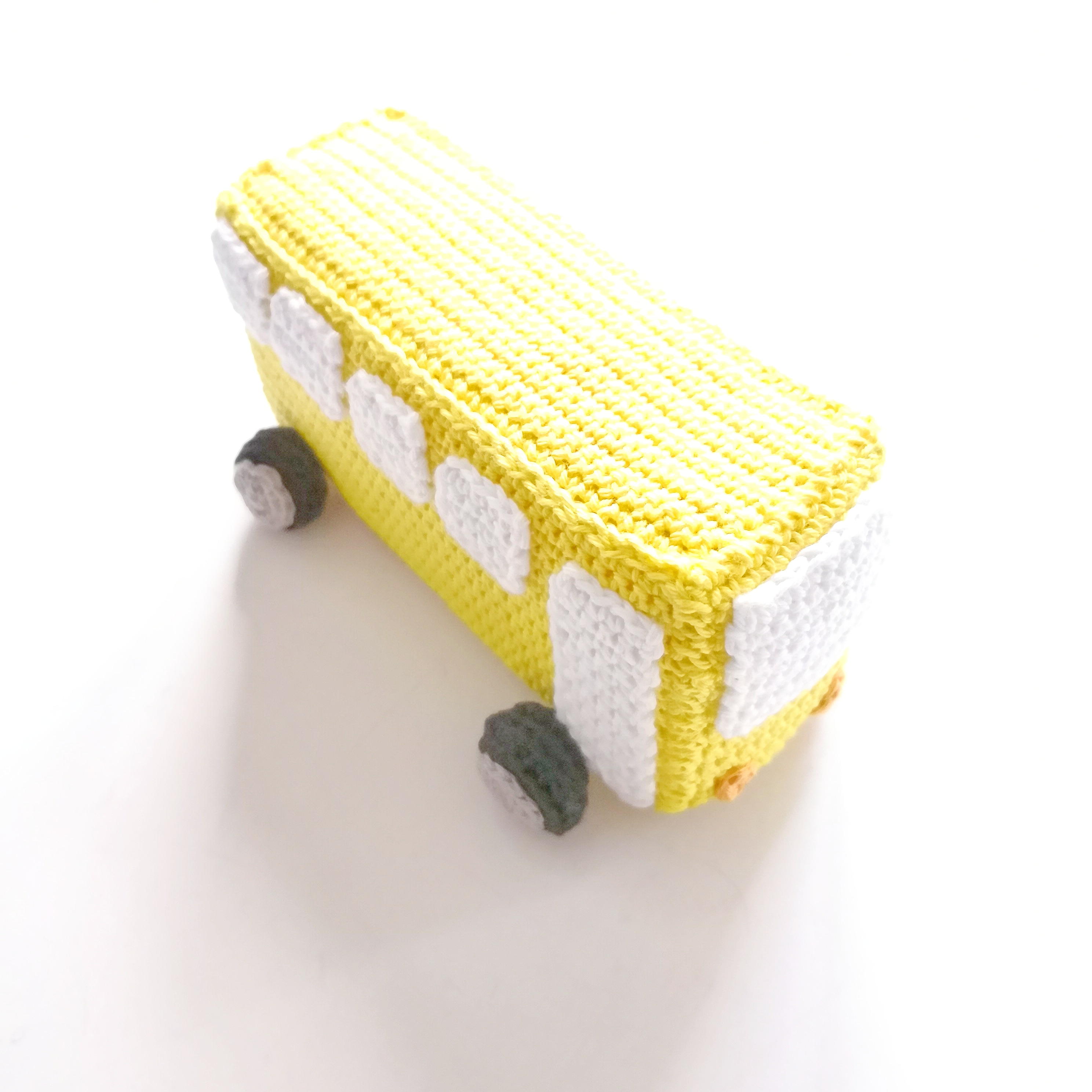 DIY Hæklet bus